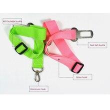 2020 nouveau réglable chien animal de compagnie voiture sécurité ceinture de sécurité retenue plomb voyage laisse animal de compagnie voiture ceinture de sécurité accessoires pour animaux de compagnie #7.2
