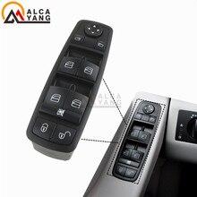 Interrupteur maître de fenêtre électrique   Pour Mercedes Benz A B GL M R classe W245 W169 A150 B200 X164 2004-2012, interrupteur séparateur 1698206610