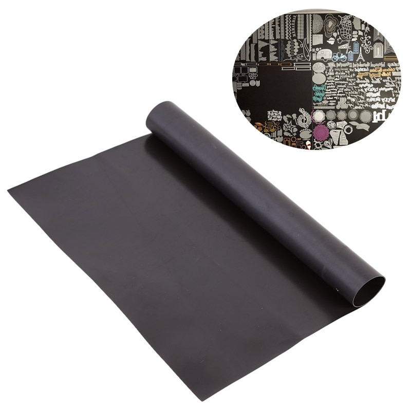 21x29.7cm Ribber Soft Black Magnetic Mats for Cutting Dies Crafts Storage One Side Fridge Magnet Easily cut into different sizes