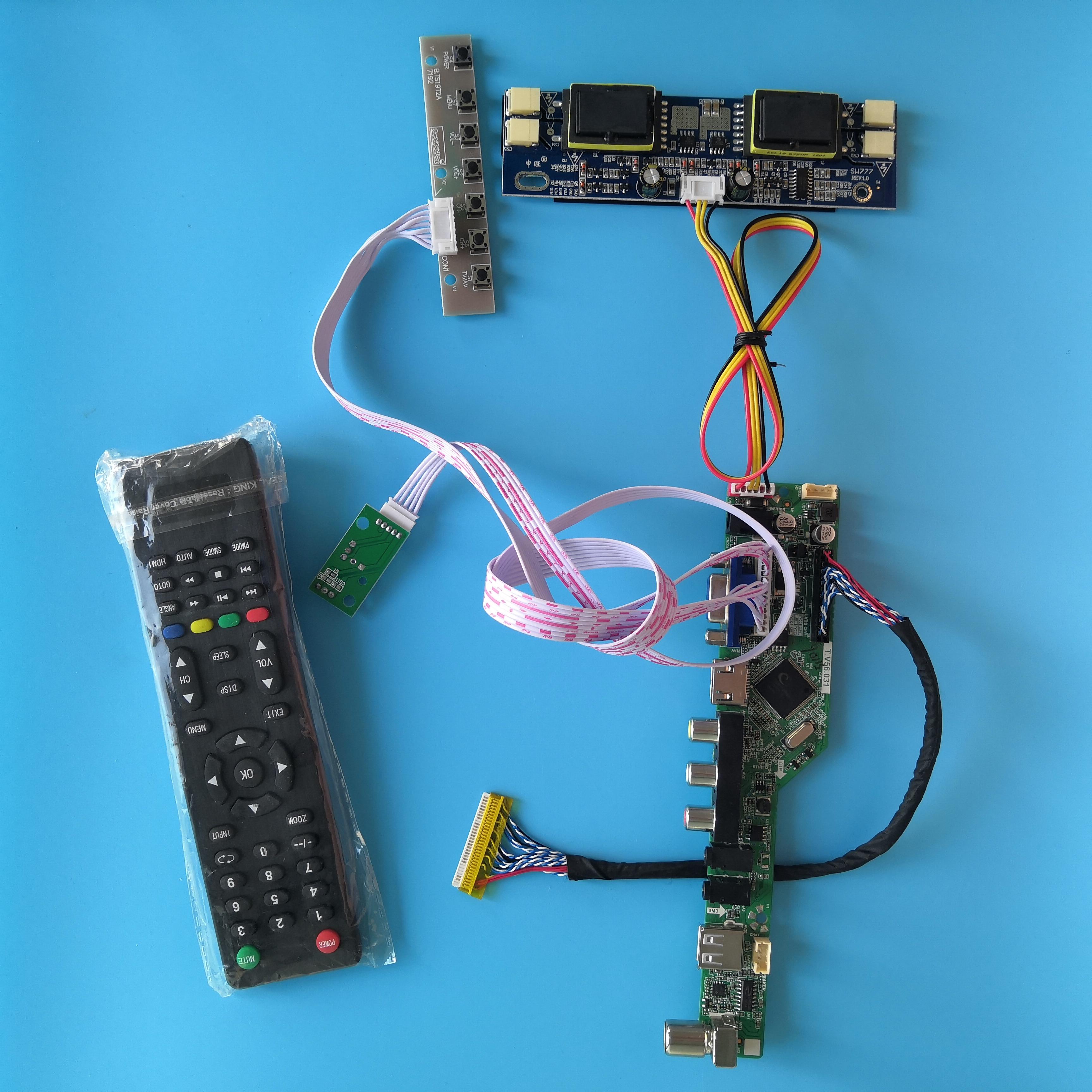 ل HSD190ME13-A03 4 مصابيح القرار 1280X1024 19