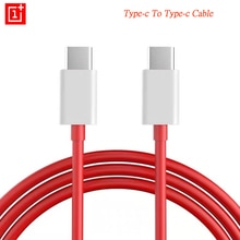 Oneplus Warp Charging 8T Dual Type C Cable 65W USB-C To Type-C Data Wire 0.35/1/1.5/2M Line For One