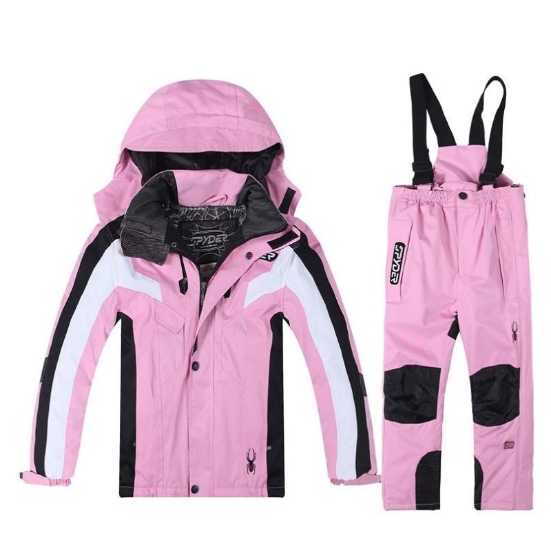High-Quality Kids Ski Suit Children Brand Waterproof Girls And Boy Snow Set Pants Winter Skiing And Snowboarding Jacket Child