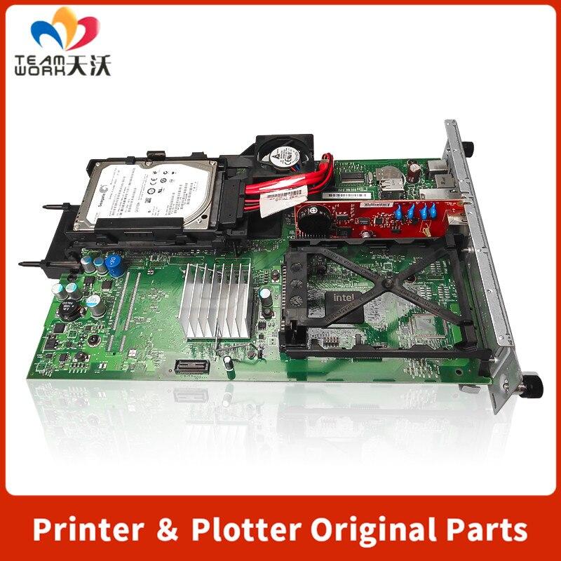 Original CE871-69003 CE871-60001 For HP LaserJet CM4540 / 4540 / 4540MFP Logic main board / formatter board series with HDD
