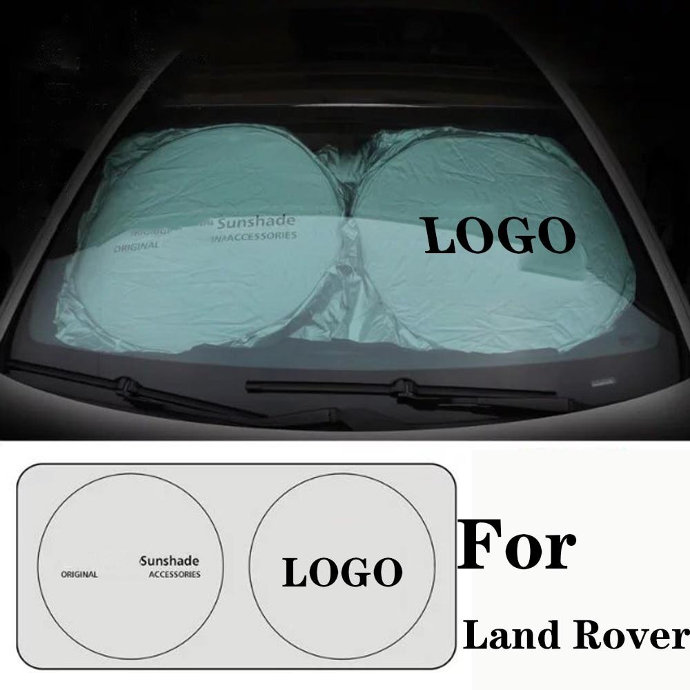 Coche parasol Visor cubierta para Land Rover Range Rover descubrimiento 2 3 4 Freelander Lr2 Lr3 Lr4 Evoque defensor 110 90