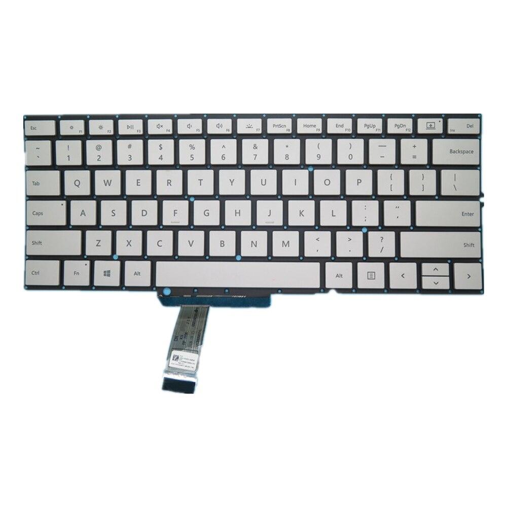 لوحة مفاتيح أمريكية لكتاب مايكروسوفت سيرفس 2 15 ''1793 1813 الولايات المتحدة الأمريكية فضي