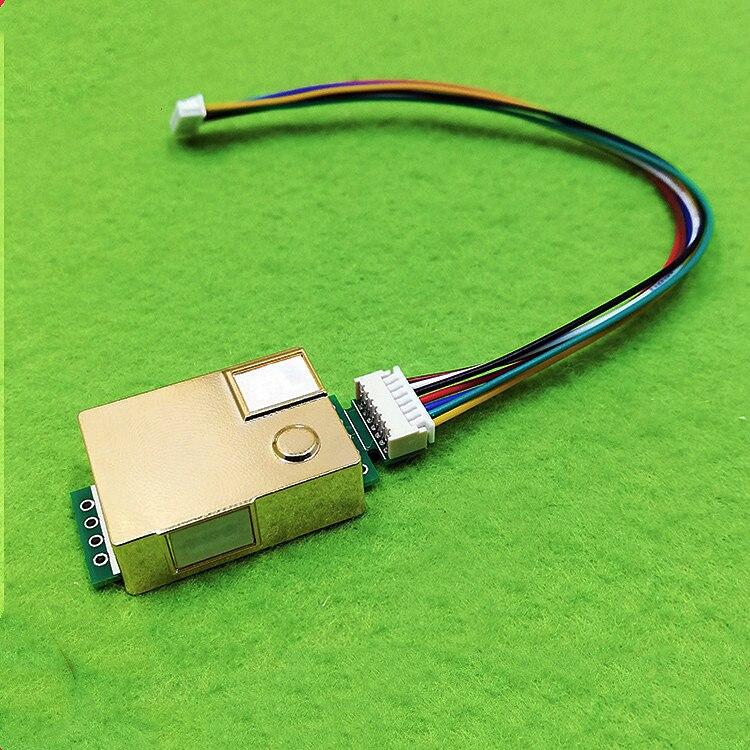 1 шт. модуль MH-Z19 инфракрасный датчик для co2 монитора MH-Z19B MH Z19 MH Z19B