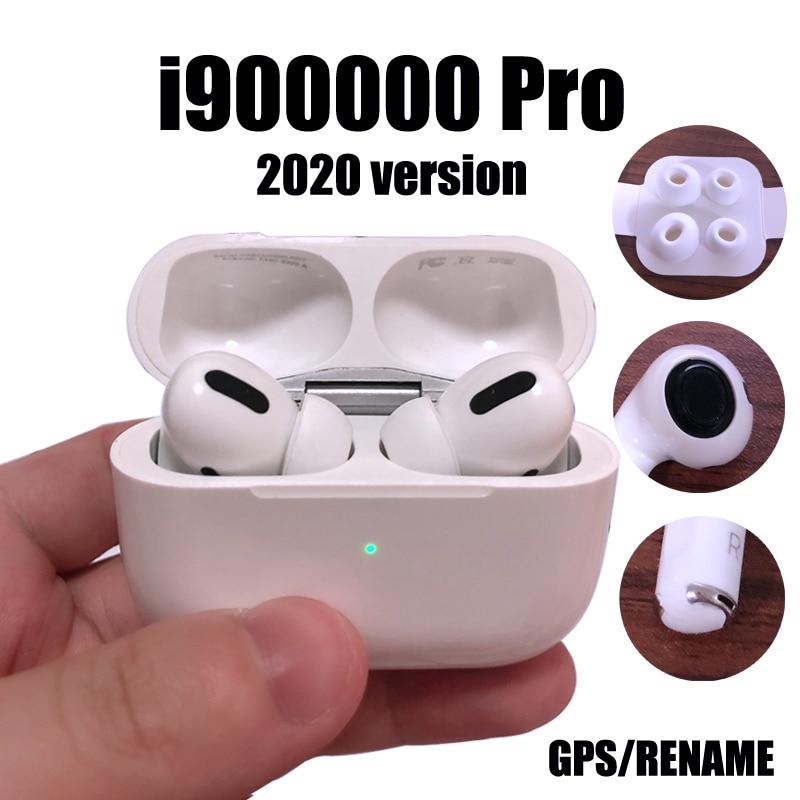 i900000 Pro tws bluetooth earphone Earbuds GPS Rename PK Air Max i9000 i90000 i200000 i100000 i 90000 i500 tws pro
