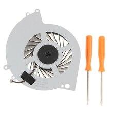 Promotion-Ksb0912He ventilateur de refroidissement interne pour Ps4 Cuh-1000A Cuh-1001A Cuh-10Xxa Cuh-1115A Cuh-11Xxa série Console avec T