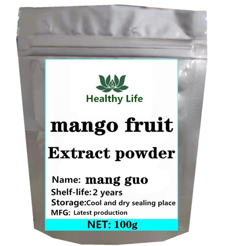 Organic Mango Fruit Extract Powder Supplement Nutritional Needs Promote Weight Lose Festival