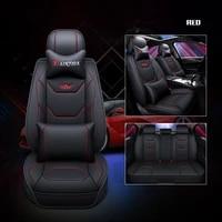 zrcgl universal flx car seat covers for kia sportage sorento cerato soul optima niro opirus borrego vq carnival carens shuma cad