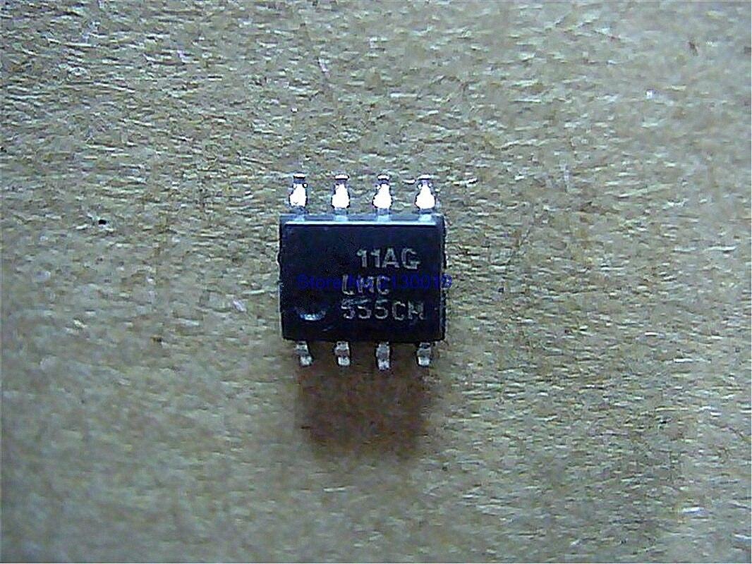 5 unids/lote LMC555CMX LMC555CM LMC555 SOP-8 en Stock