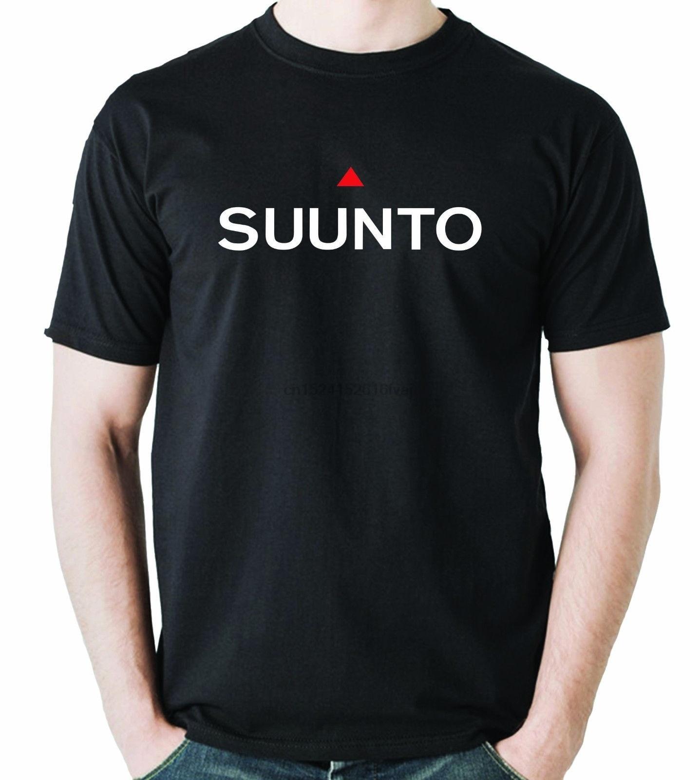 Męskie koszulki z krótkim rękawem suunto spartan Ultra Watch