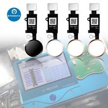 JC 6Th 3D Universal Fingerprint Flex Cable Repair Home Back Button for iPhone 7 7P 8 8P Home Button