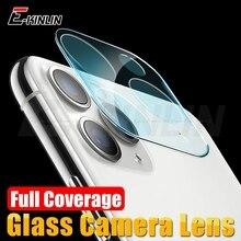 Защитная пленка для объектива камеры из закаленного стекла для iPhone 11 Pro XS Max X XR 8 7 Plus SE 2020