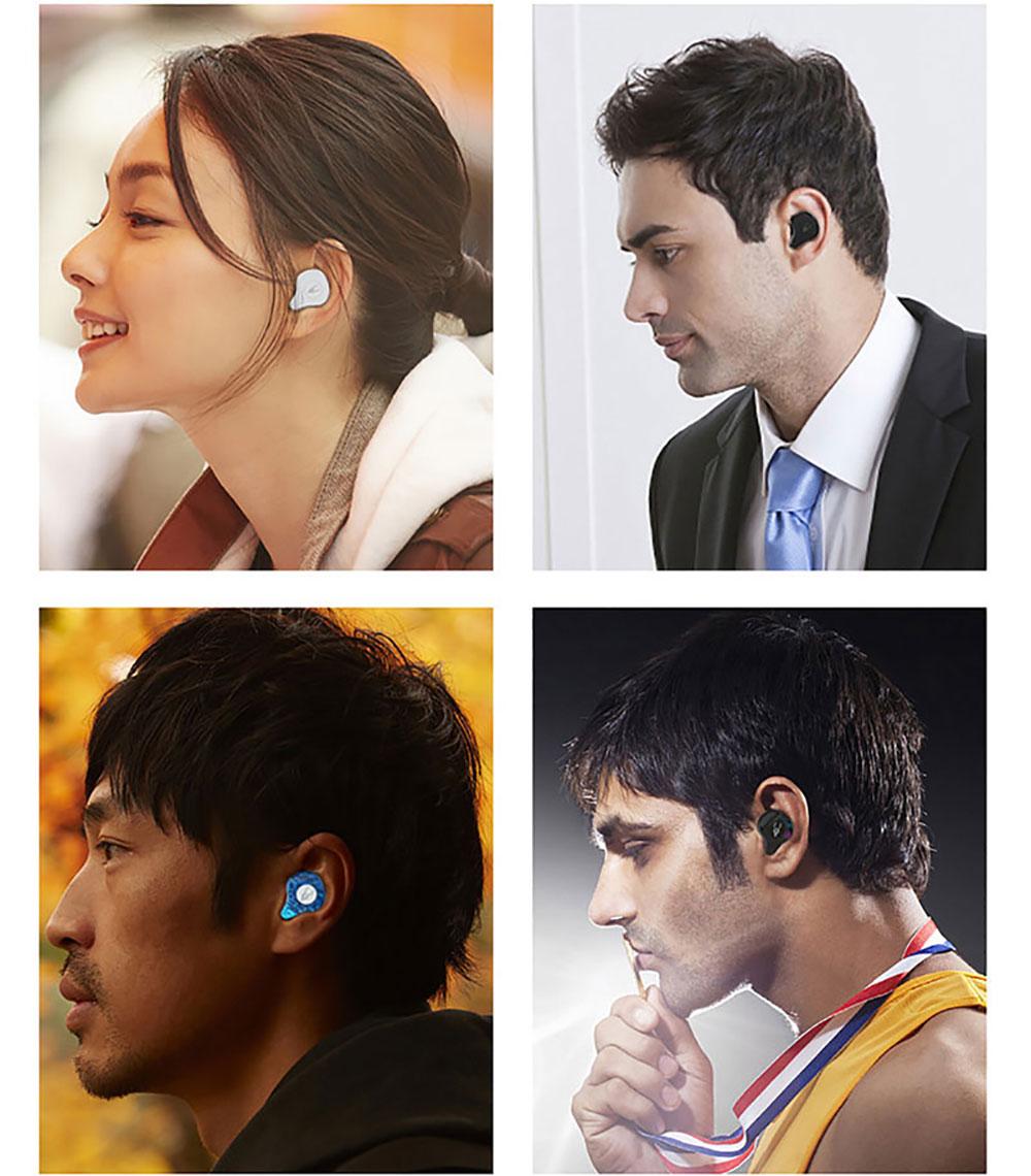 Suitable for Huawei Sabbat Tws Wireless Earbuds Bluetooth 5.0 HSP Hifi Stereo Sport Waterproof Wireless Portable Earphone enlarge