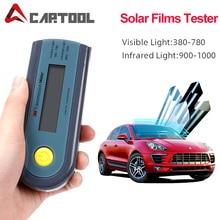 Obd2 auto werkzeuge VDIAGTOOL Auto Solar Filme Tester Transmission Meter VLT/IRR Ablehnung Tester für Auto Windows