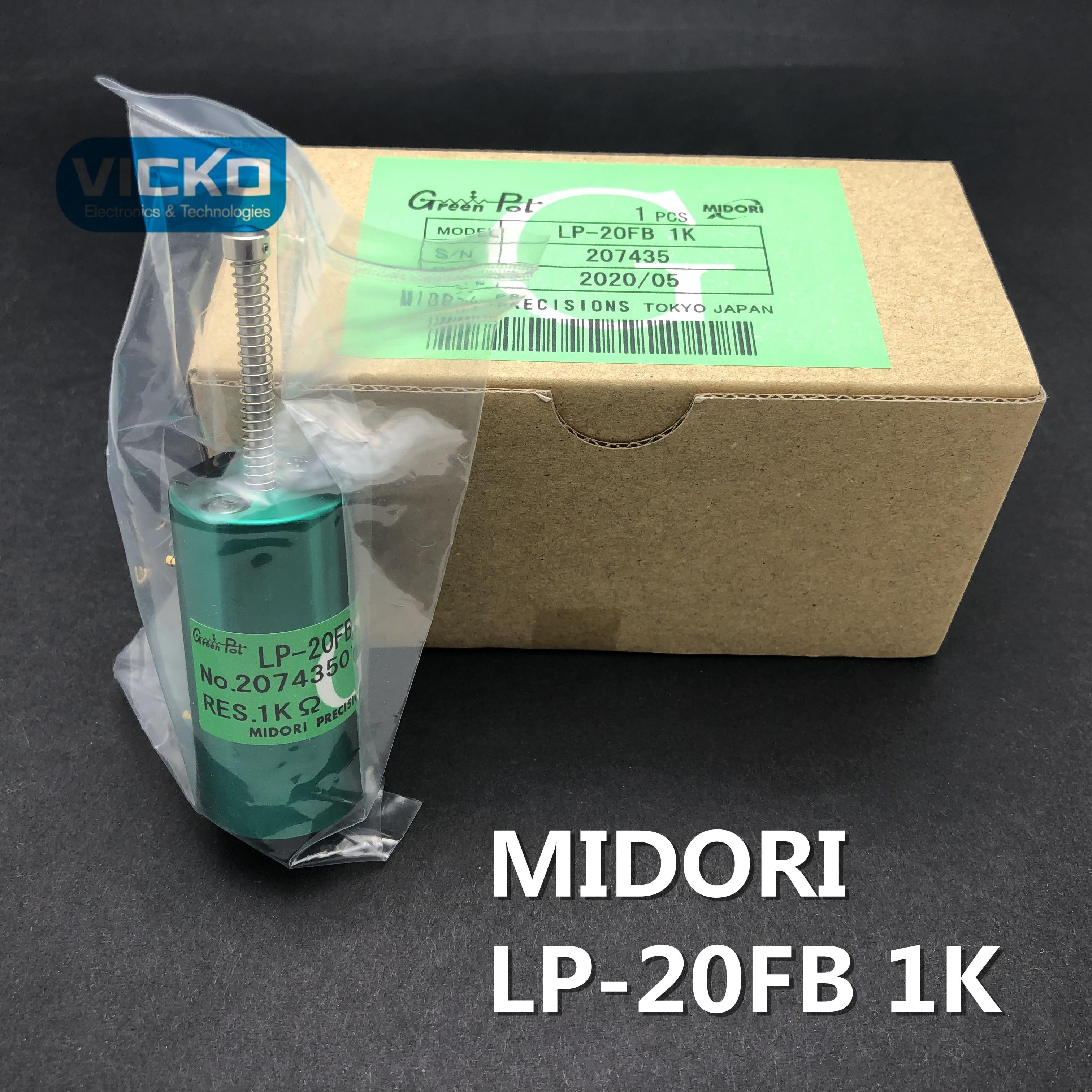 [VK] ميدوري LP-20F ب 1K LP-20FB 1K الجهد غير الاتصال قاعة الخطي الاستشعار التبديل