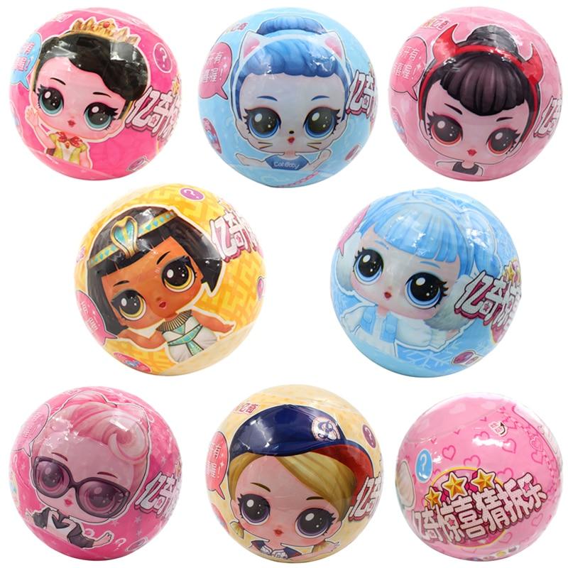 All series Genuine Original doll poupee DIY Kids Toy bebek Dolls Toys Toys for Girls Children Gifts juguetes brinquedos Girl