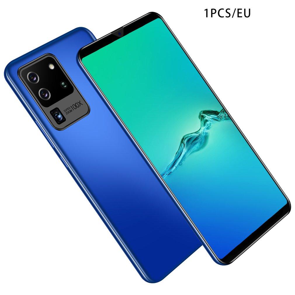 S25U 6.1 بوصة الهاتف الذكي 1 + 8g هاتف أندرويد ذكي رقيقة جدا شاشة كبيرة كامل الشاشة بطاقة مزدوجة الاستعداد المزدوج