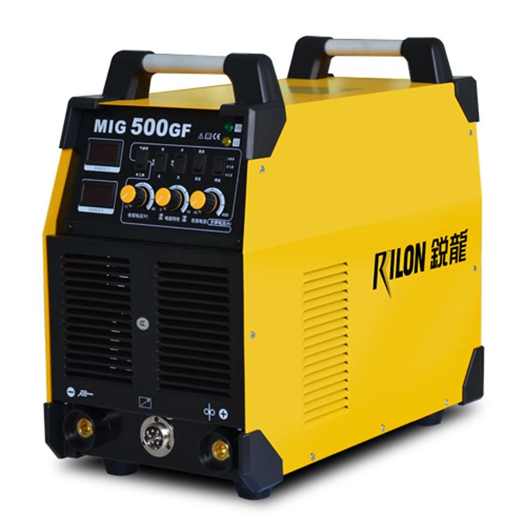 Mig500GF Igbt Co2 ماج Mma ماكينة لحام Arc 500 أمبير ماكينة اللحام