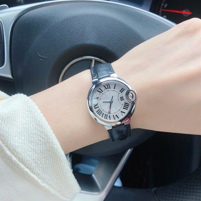 2021 Trend Couple Watch Men's And Women's Waterproof Mechanical Watch Quartz Watch  Luxury Goods