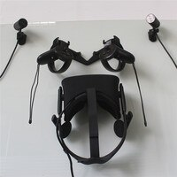 Wall Mount Hook Stand Compatible With for Oculus Rift VR Headset /Touch /Sensor (Rift Walk Hook) 3D Printing Mount Hook