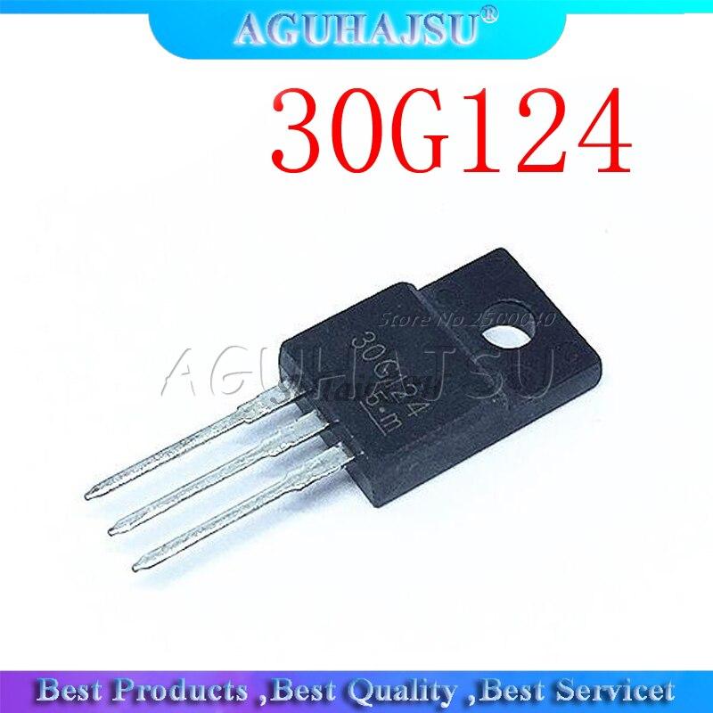 5 pcs/lot GT30G124 30G124 TO-220F
