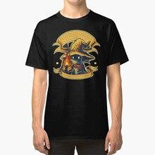 Fort indépendant noir Mage t-shirt Mage Final fantaisie fort noir Mage fort indépendant noir Mage magique feu Fira Vivi