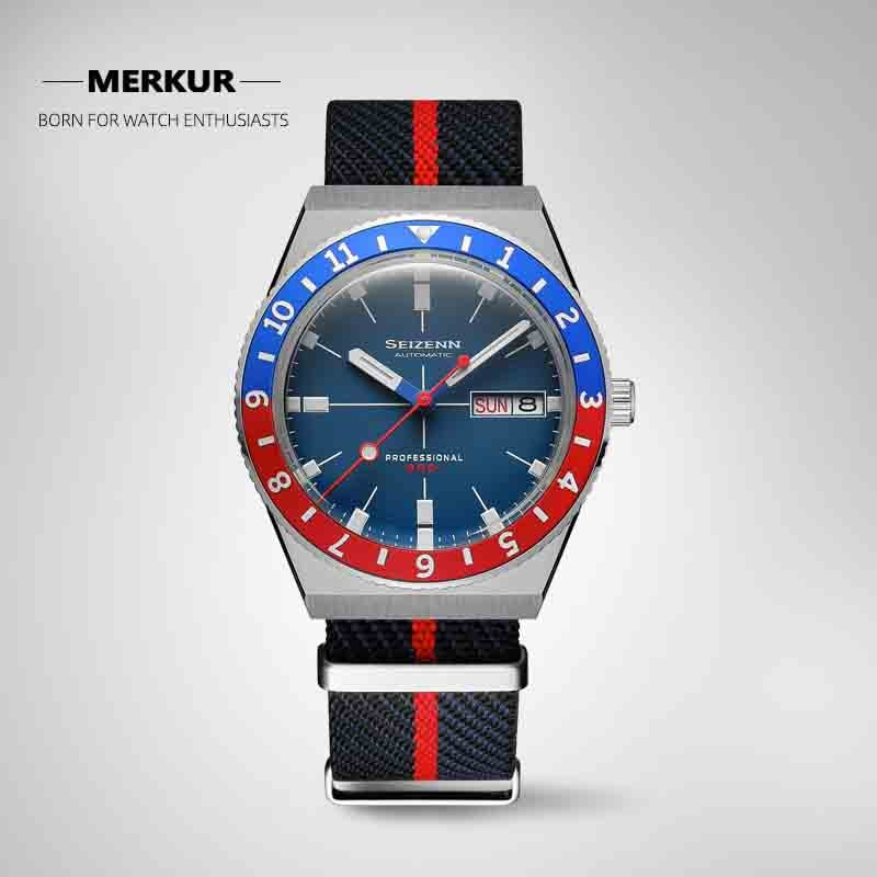 المضبوطات G-SERIES ماستر ريترو التلقائي غواص ساعة التصميم الأصلي timexq
