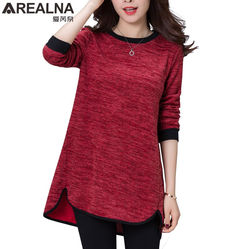 Women Tunic Blouses 2020 Korean Fashion Office Wear Cotton Blouse Plus Size 4XL Women's Long Tops Long Sleeve Casual Loose Shirt