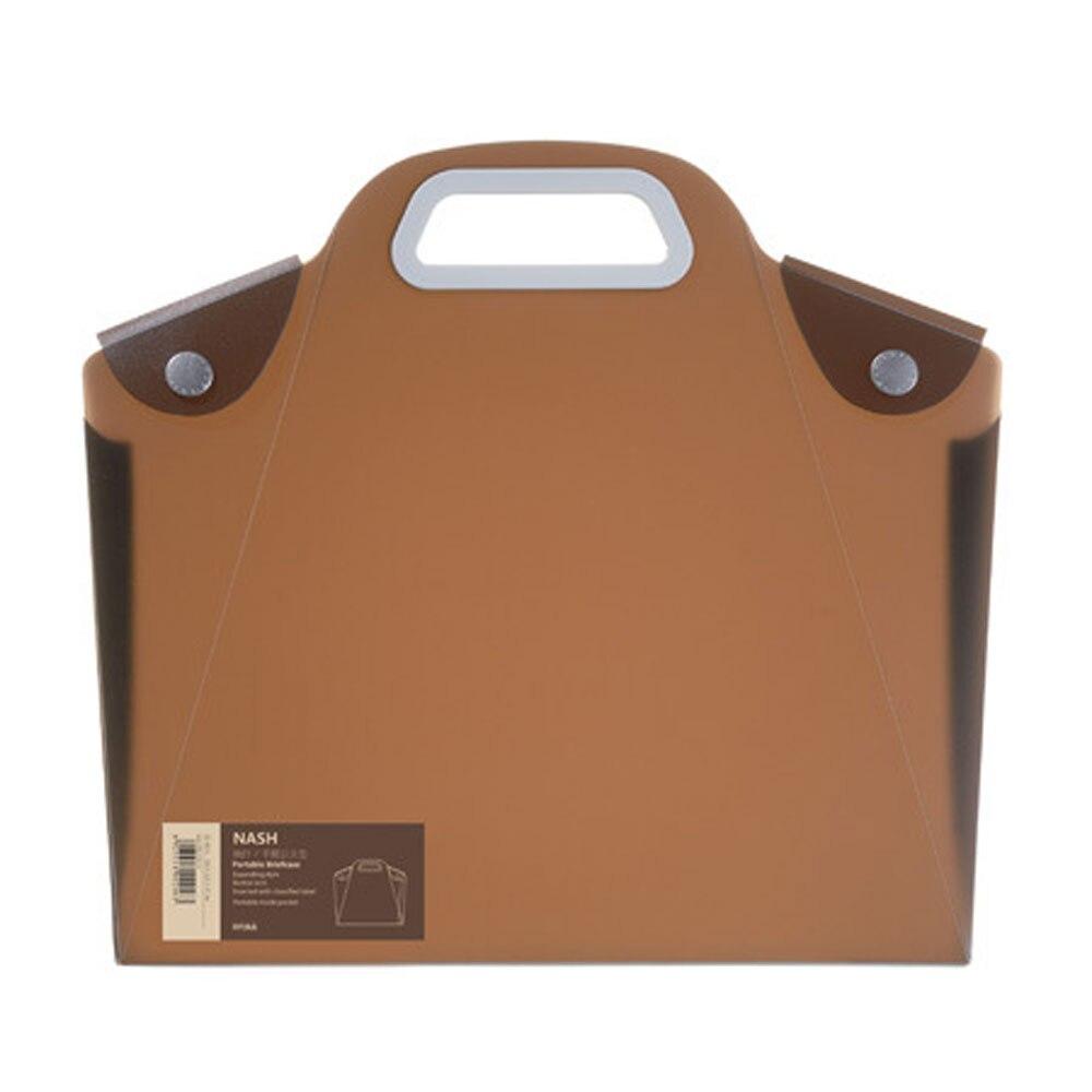 Nueva Bolsa para documentos, bolsa de suministros de oficina de alta calidad para almacenamiento, papel A4, documentos de factura para escuelas y oficinas