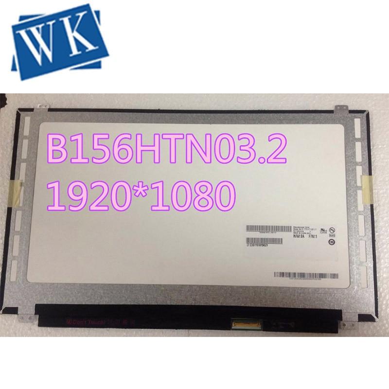NEW B156HTN03.2 N156HGE-LB1 B156HTN02.1 B156HTN03.3 1920*1080 screen for H P envy 15-J011SR