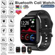 2021 Bluetooth Call Smart Watch Heart Rate Pedometer Waterproof Men Women Watches Camera And Music For amazfit Apple Wristband
