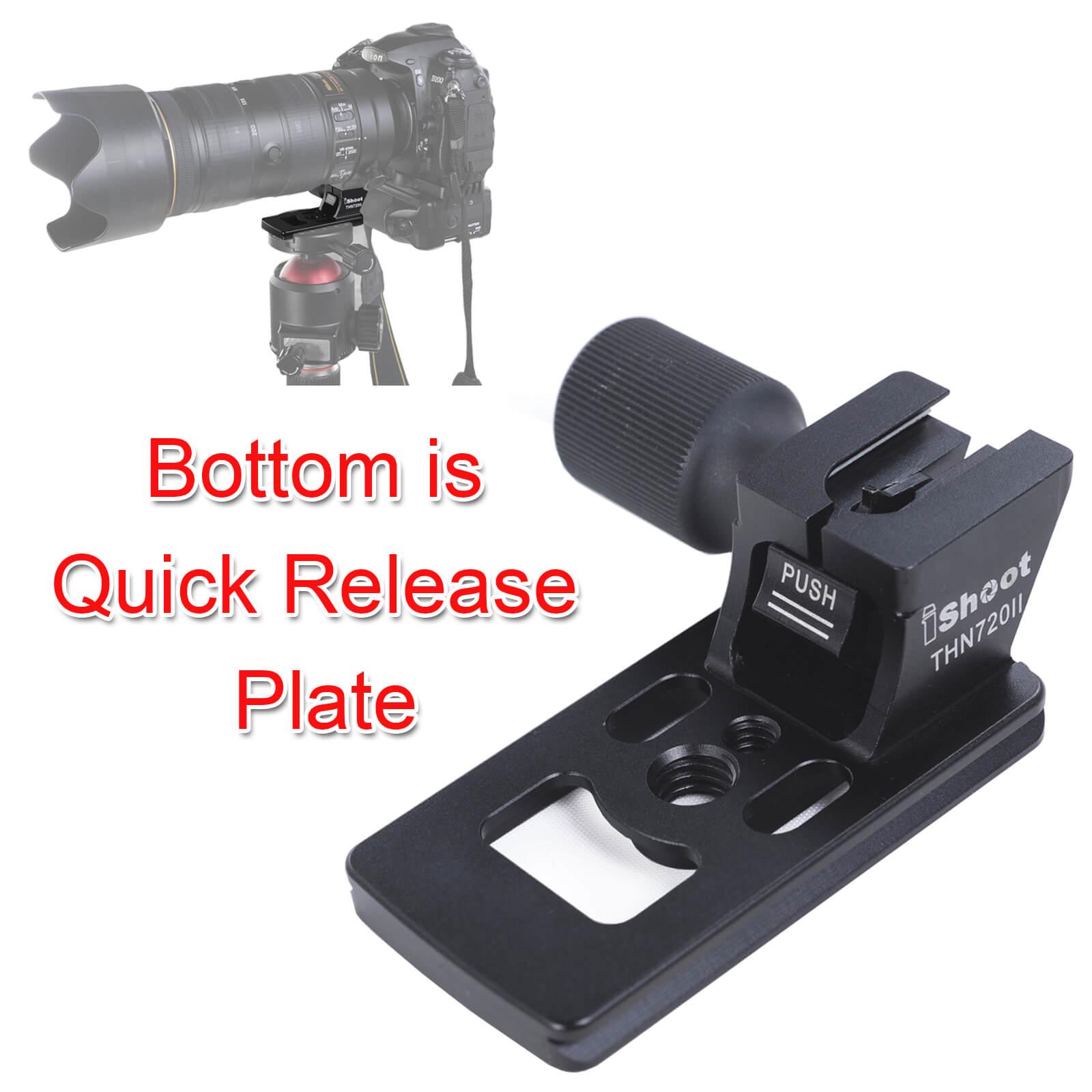 Крепление для объектива опорное кольцо для штатива запасная ножка с быстроразъемной пластиной типа Arca для Nikon AF-S 70-200 мм f/2.8E FL ED VR