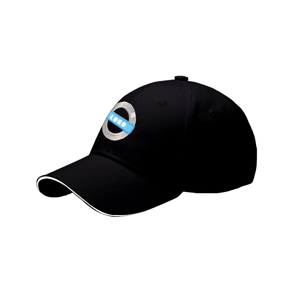 Baseball Cap With Logo For Volvo Hats Men Women Outdoor Sports Sunhat Caps Casquette Gorras Hombre Marque Luxe Car Accessories