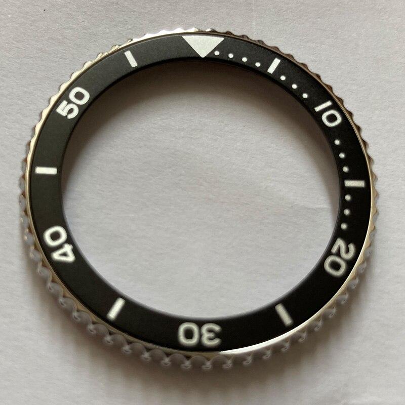 Wacth أجزاء الفولاذ المقاوم للصدأ الحافة صالح steel454 SD1968 ساعة أوتوماتيكية
