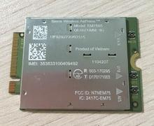 20 ensembles EM7565 + M.2 à Mini adaptateur Pcie QUALCOMM 4G Fdd LTE GPRS GNSS GPS Gobi API Module 100% nouveau stock JINYUSHI dorigine