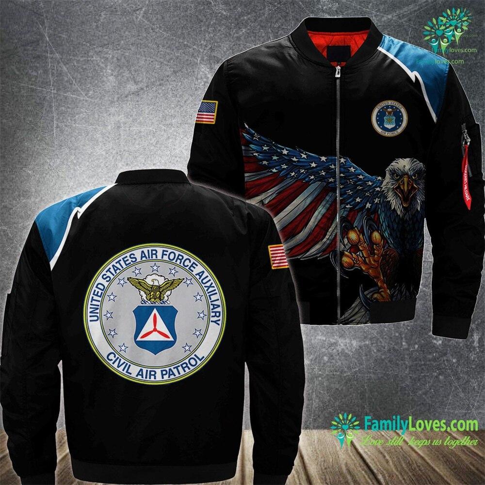Куртка мужская в стиле милитари США, дополнительный Пиджак ВВС в стиле милитари, с 3D надписью, Повседневная Уличная индивидуализированная одежда