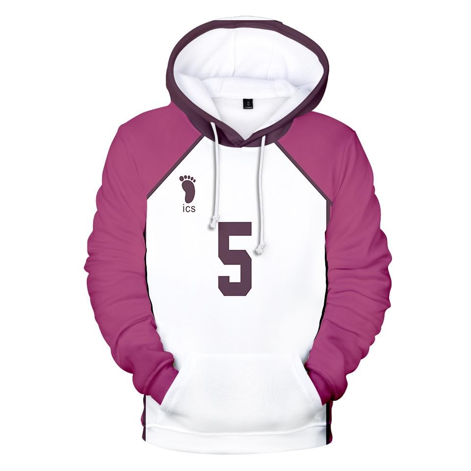 Унисекс, 3d, с капюшоном, искусственная, волейбольная футболка и клуб