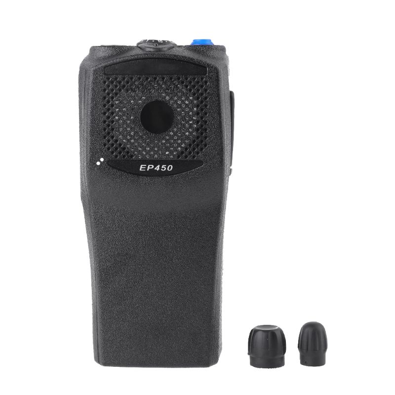 Front Casing Shell Repair Housing Cover Case for Motorola EP450 Walkie Talkie