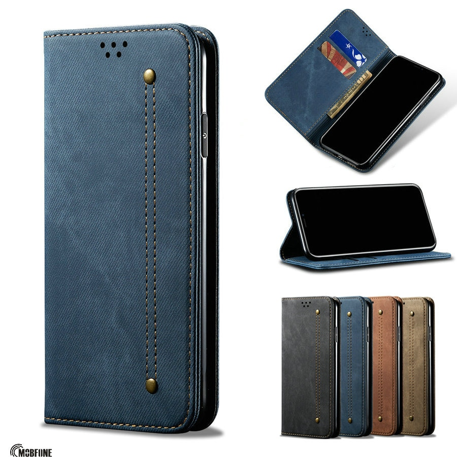 Luxury Leather Case For Apple Iphone 13 Pro Max Iphone13 Cowboy Skin Flip Cover Wallet Book Cases Fo