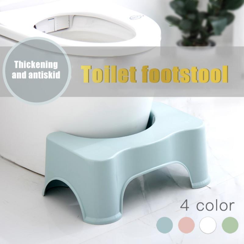 Табурет для туалета, антискользящий стул для ванной комнаты, для беременных женщин и взрослых, мебель для ванной комнаты