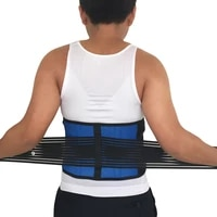 lumbar support belt back brace for men and women adjustable waist lower back support massage brace lower stress