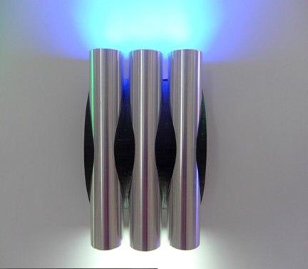 Luz conduzida Da Parede 1 pçs/lote 2w 4w 6w Local Teto Lâmpadas de Parede de Luz com Certificação Ce Diretiva Rohs Compliant