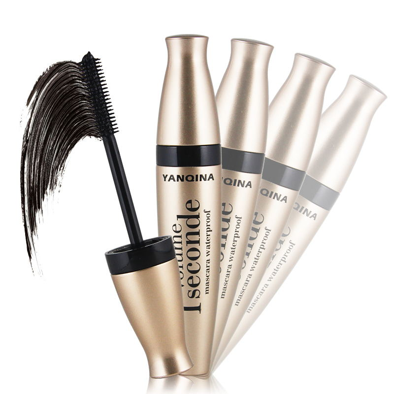 4D Fiber Lash Mascara Volume Mascara Makeup Waterproof  Mascara Extension Thick Long Curling Eyelash