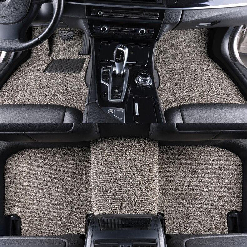 Custom car boden matte für Volvo S40 S80 S60 S90 XC40 XC60 XC90 C30 V60 V40 V90 XC-CLASSIC zubehör für auto auto aufkleber stylin