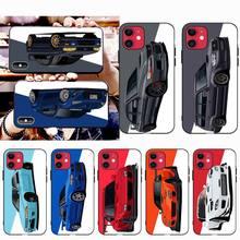 HPCHCJHM Tokyo JDM dérive voiture client haute qualité coque de téléphone pour iPhone 11 pro XS MAX 8 7 6 6S Plus X 5S SE 2020 XR étui
