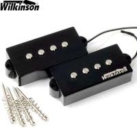 wilkinson 4 strings wpb alnico v bass pickups for pb type guitars precision