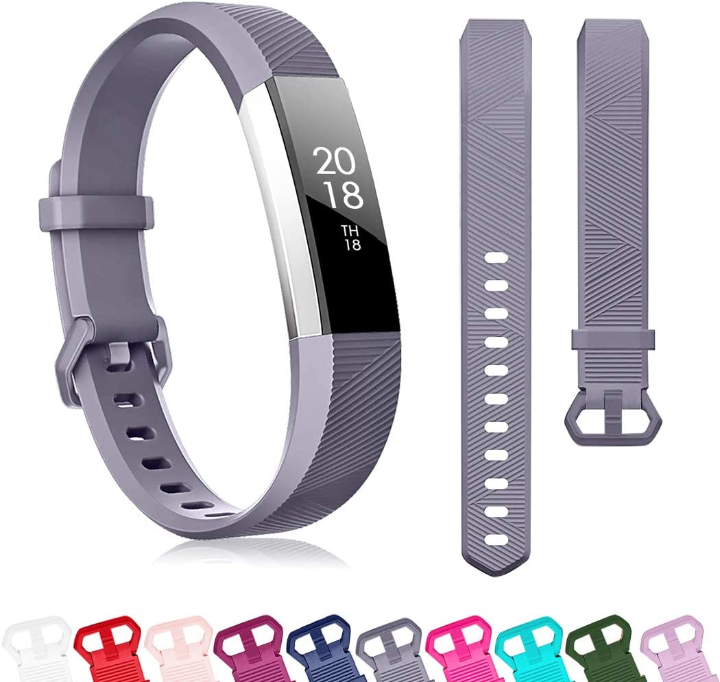 For Fitbit Alta/Alta HR for Women and Men Classic Soft Silicone Sport Watch Strap Replacement Wrist Watch band for Fitbit Alta new high quality genuine stainless steel watch bracelet band strap for fitbit alta hr for fitbit alta watch wrist strap bands