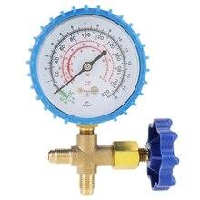 Manomètre de manomètre de Recharge de réfrigérant de climatisation 220Psi